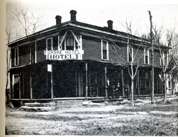 Forshee Hotel