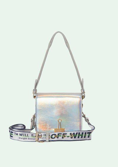 799a84ed682e Off-White c o Virgil Abloh introduces The Binder clip Bag
