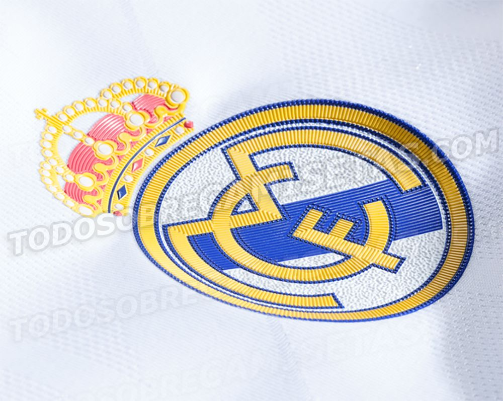 Camisetas adidas de Real Madrid 2017-18