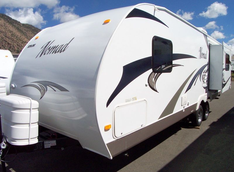 2012 Skyline Nomad 241, Travel Trailers RV For Sale in