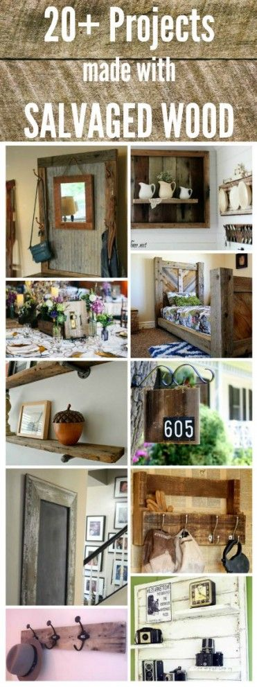 Farmhouse Friday #scrapwoodprojects
