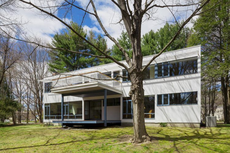 Top 10 Mid Century Modern Homes In And Around Boston Architecture