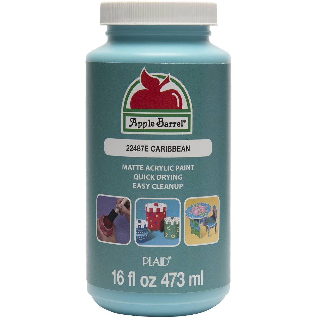 Apple Barrel ® Colors Caribbean, 16 oz Apple barrel