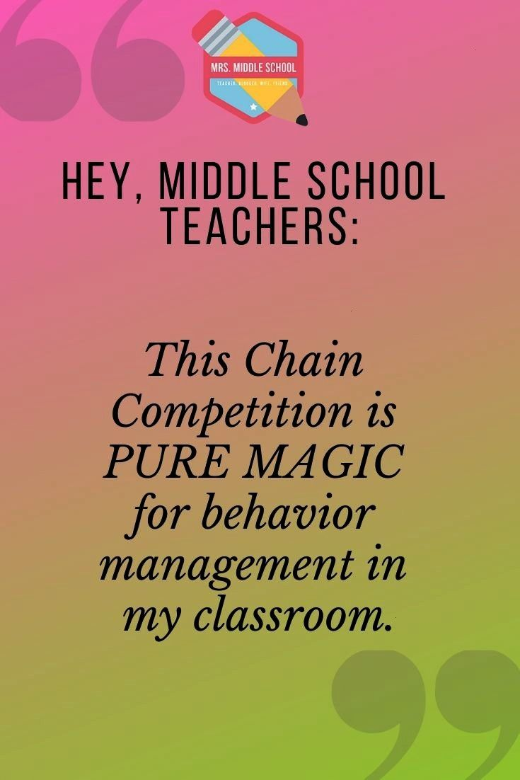 competition is magic for behavior management in my classroom! The kids encourage each other to do t