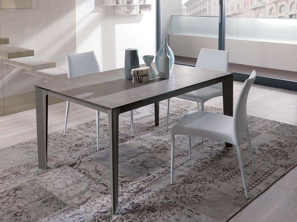Tavoli Allungabili Cristallo Dining Table