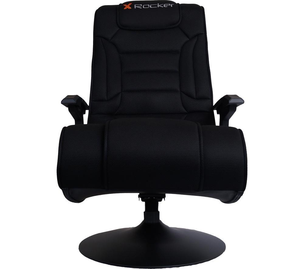 X ROCKER Hades Wireless Gaming Chair   Black