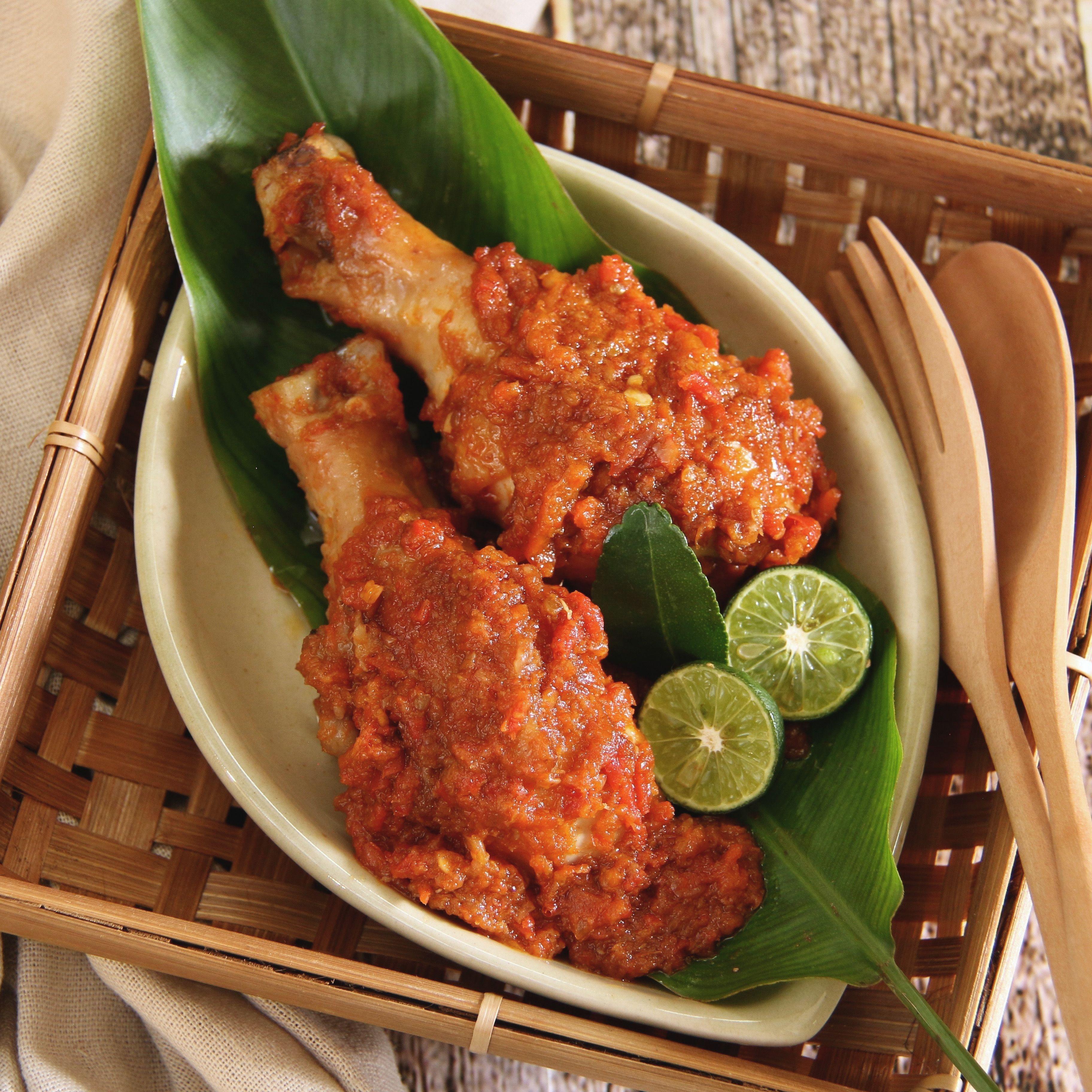 Resep Cara Membuat Ayam Panggang Merah Ayam Panggang Resep Resep Ayam