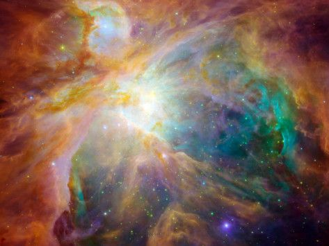 Orion Nebula - Oh the wonders of the heavens!