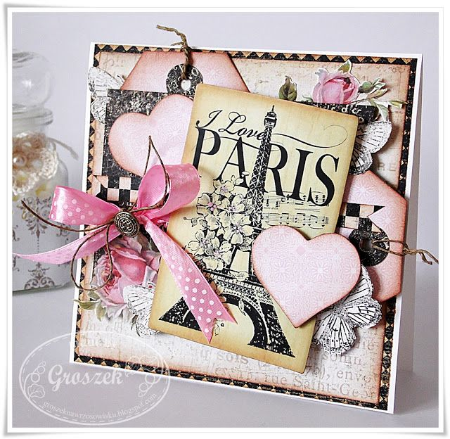 .I want to make this to go in a mini album for my niece who is going to Paris this spring