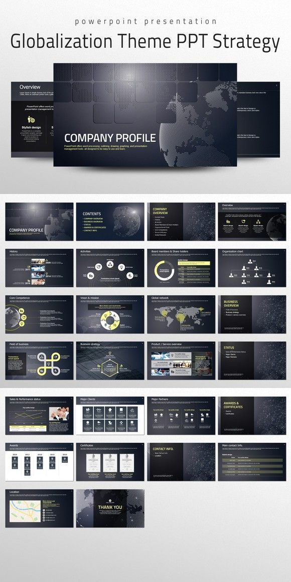 Globalization Theme PPT Strategy   Pinterest   Template and     Globalization Theme PPT Strategy  Certificate Templates   41 00