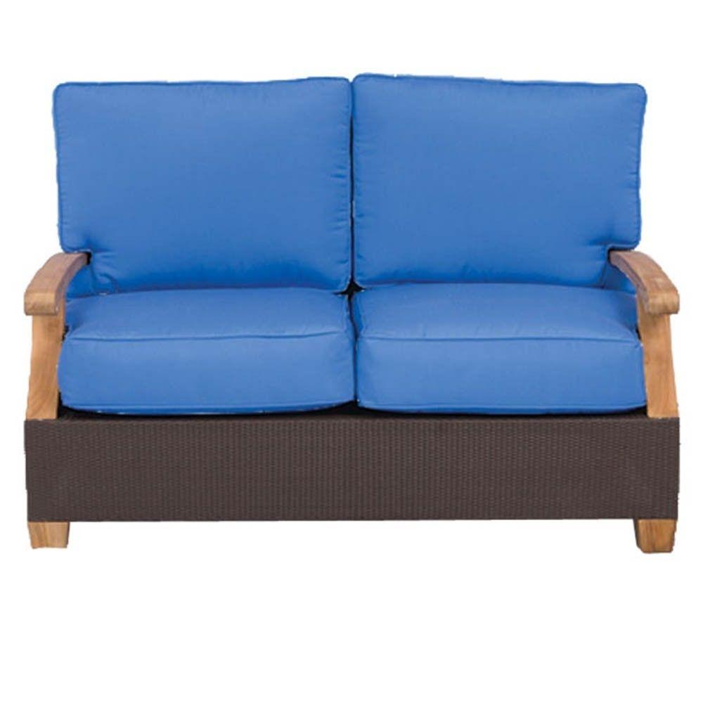 Three Birds Casual Ciera Deep Seating 2  Seater Sofa