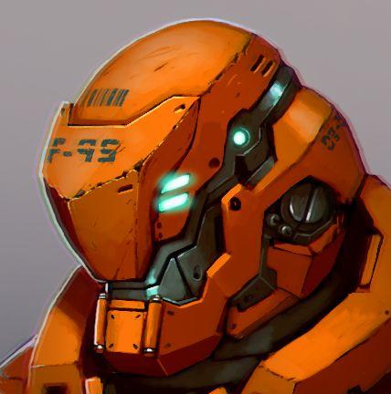 Robot Helmet by FonteArt on deviantART