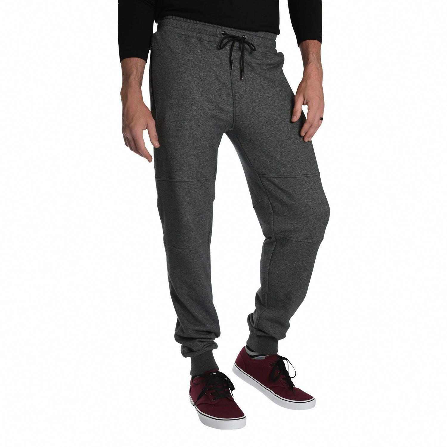 Men S Tall Jogger Sweats In Charcoal Mensfashionsummer Mens Tall Sweatpants Hoodies Men Mens Joggers