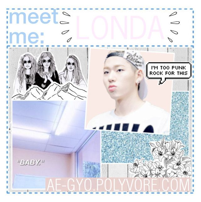 """""""✧&; meet me: londa"""" by angelic-icons ❤ liked on Polyvore featuring art and ziico"""
