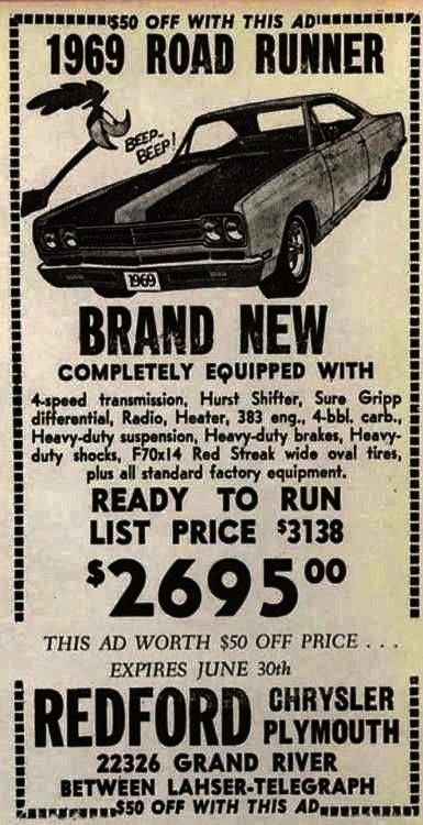 Tool Box Magnet Brigance Chevrolet Advertising Refrigerator
