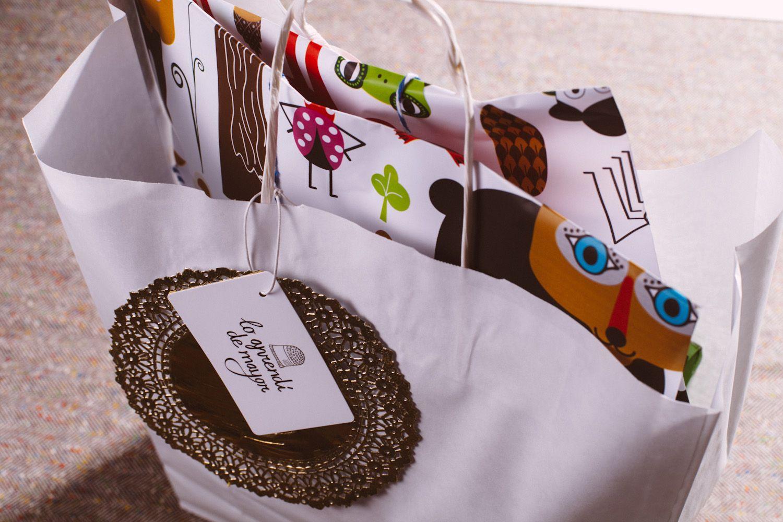 Regalitos bien envueltos y llenos de detalle #handmade #packaging #diy
