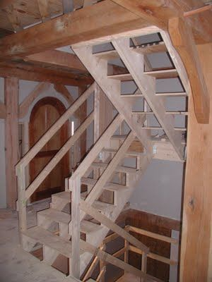 U Shaped Stair Layout Home Remodel Stairs In 2019