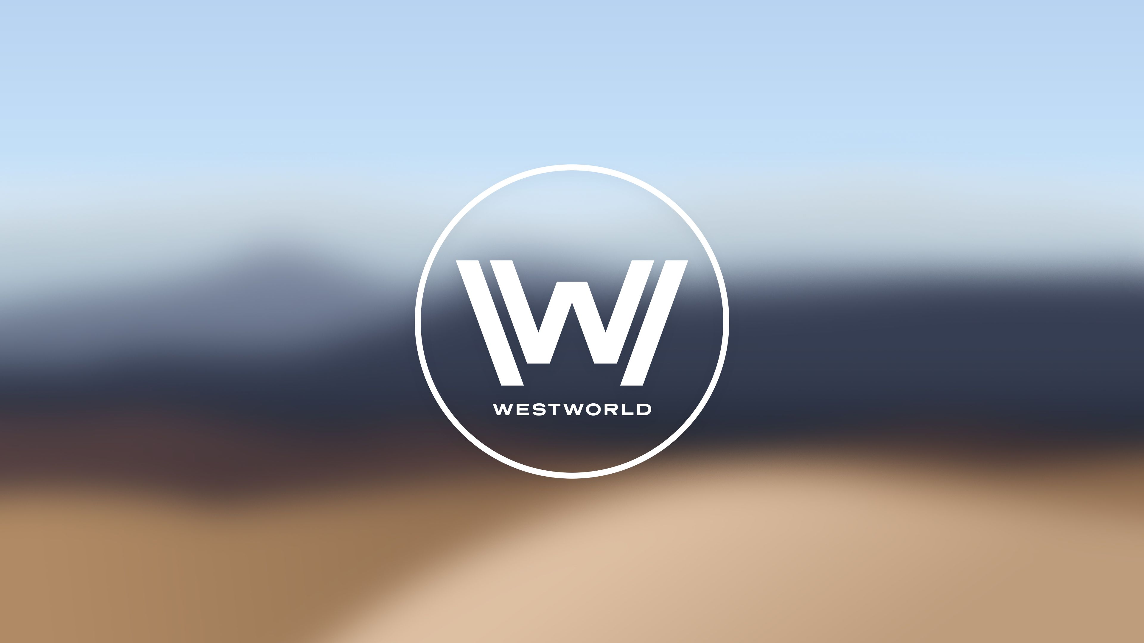 Westworld Logo 4k Nj Ultra Hd Wallpaper 2018 Westworld Wallpaper Background Images