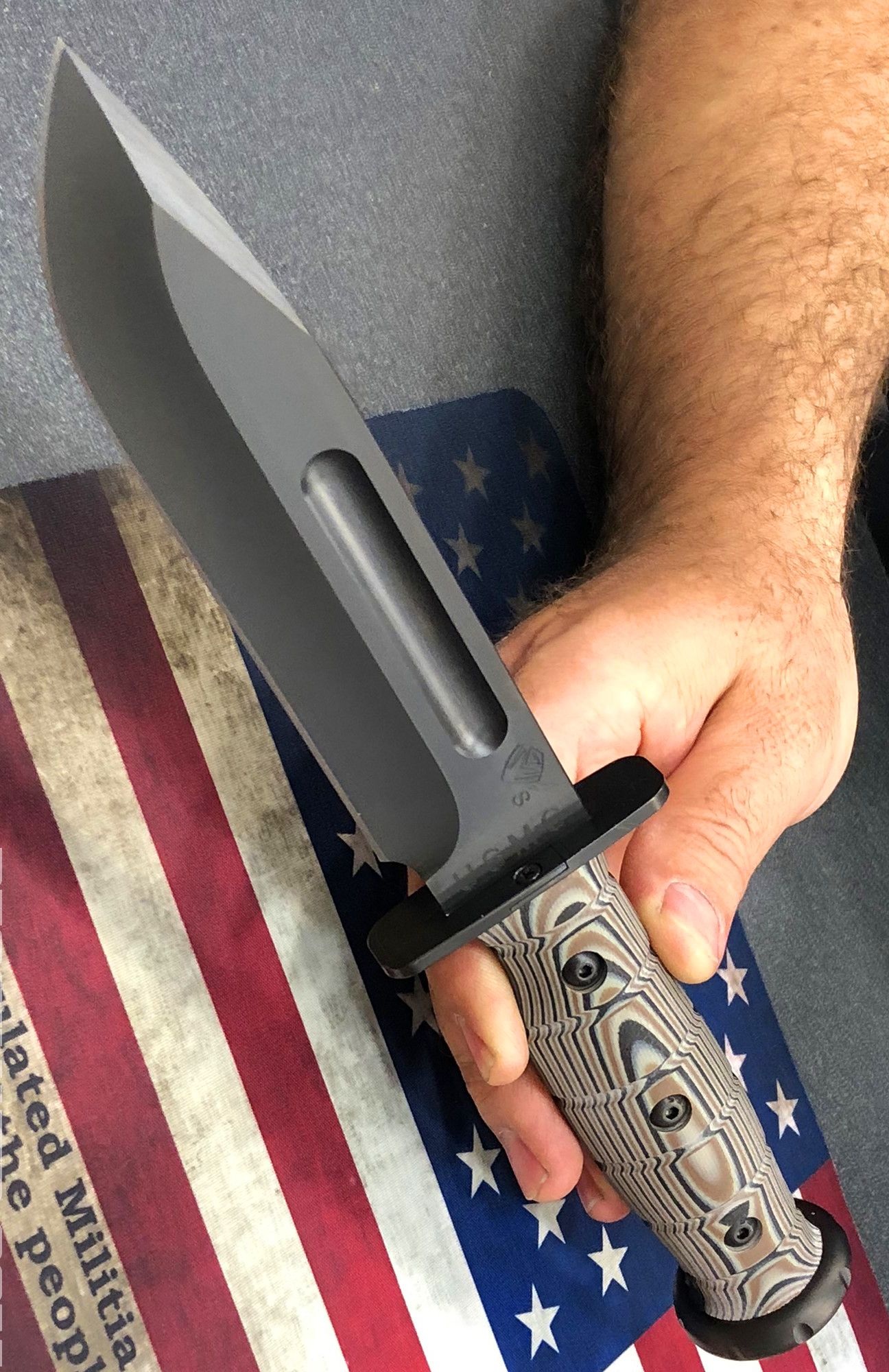 Küchenmesser Obsidian Medford Usmc Fighter Fixed Blade Knife Multi Cam G 10 The Medford