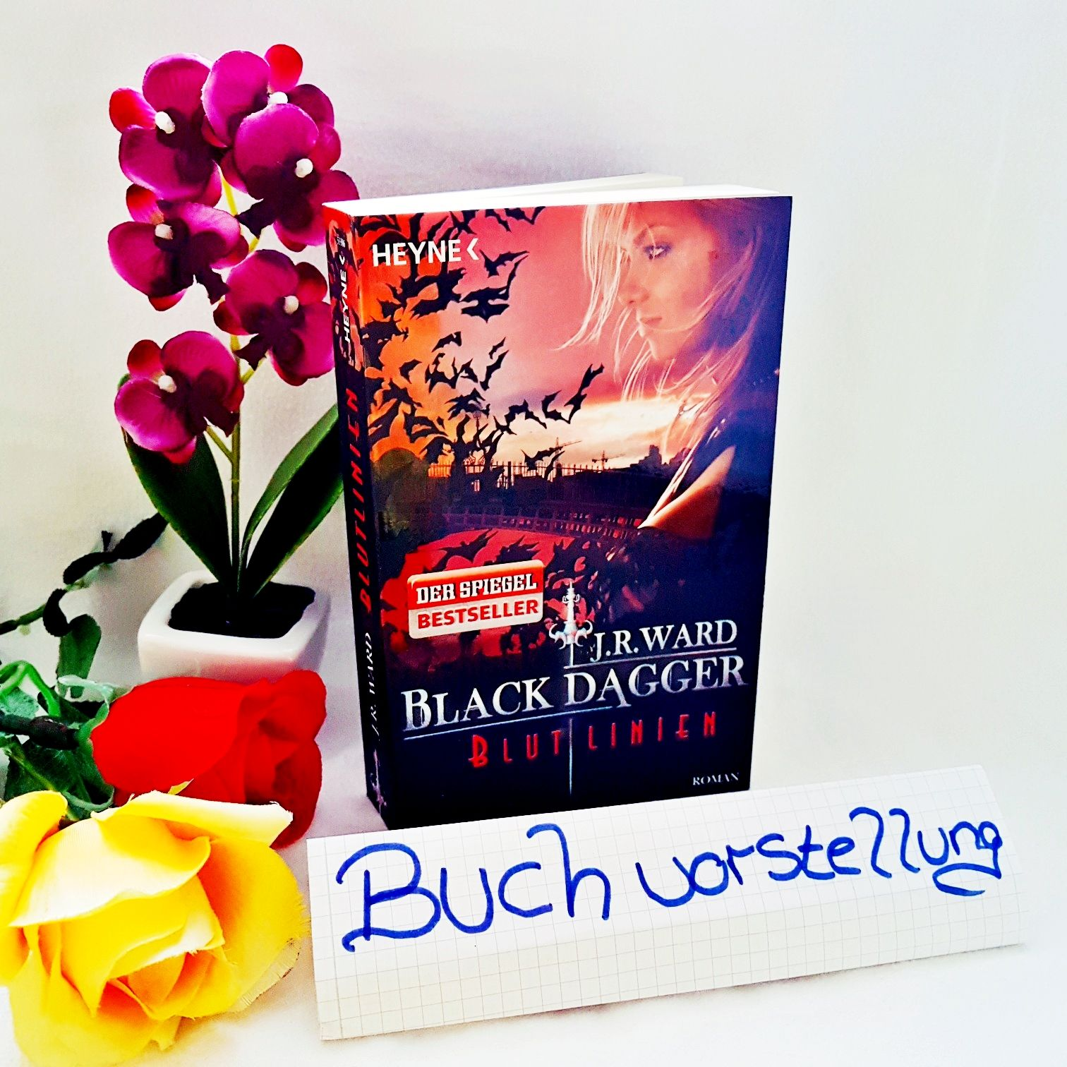 Black Dagger Blutlinien von J.R.Ward