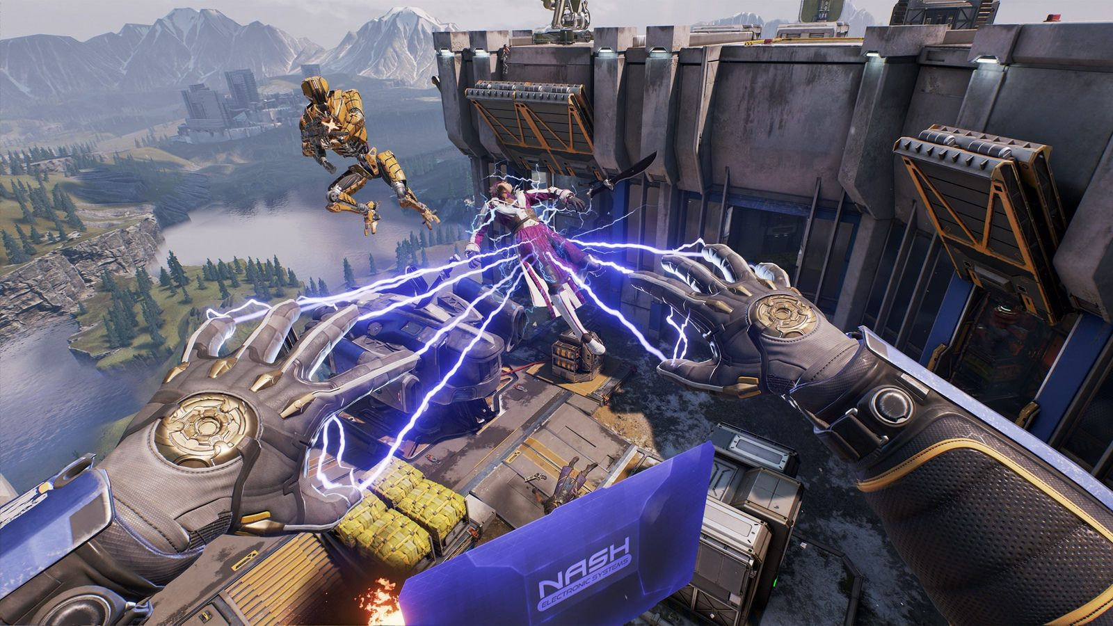 'LawBreakers' open beta runs all weekend on PC and PS4