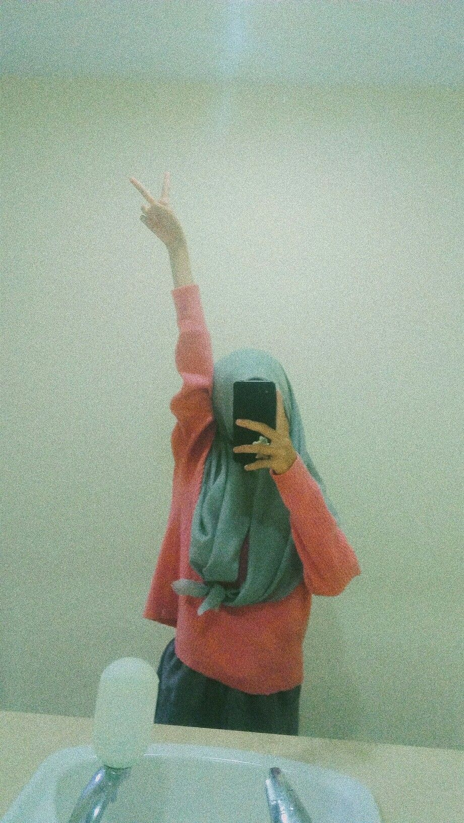 mirrorselfie aesthetic girl tumblr   Gaya remaja, Fotografi ...