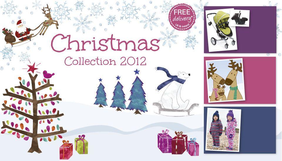 JoJo Maman Bebe Christmas - Christmas Collection http://www ...