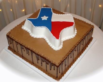Remarkable Texas Birthday Cake With Images Grooms Cake Groomsman Cake Personalised Birthday Cards Veneteletsinfo