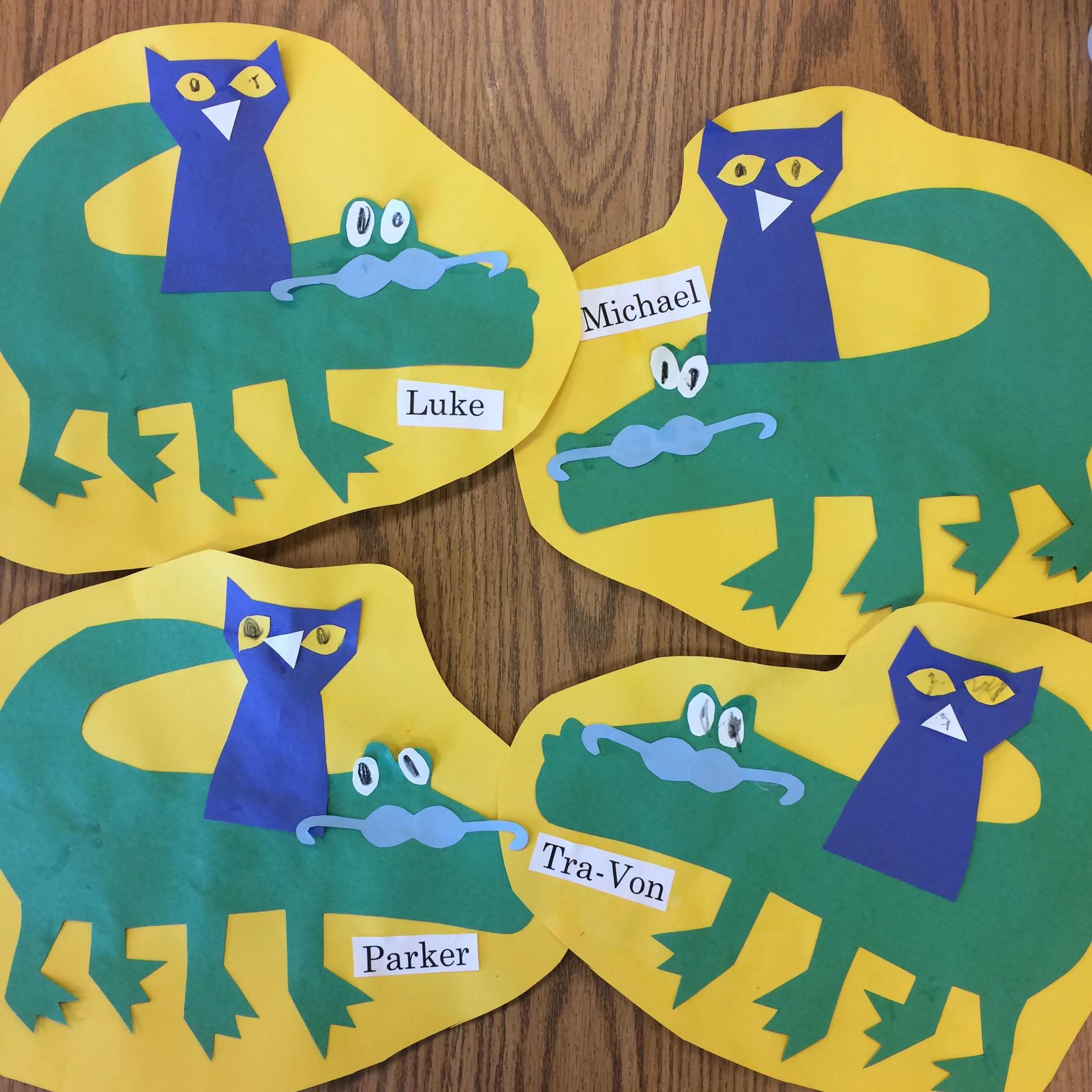 Pete The Cat And The Magic Sunglasses With Images