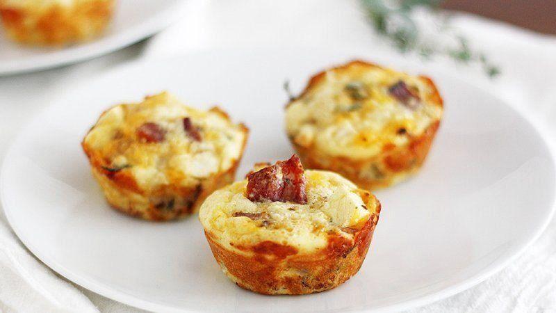 "<p>Recipe: <a href=""http://www.girlversusdough.com/2013/12/16/apple-bacon-cheddar-mini-breakfast-pies/"" target=""_blank"">Apple-Bacon-Cheddar Mini Breakfast Pies</a></p>"