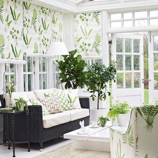 Garden Room Decorating Ideas In 2020 Green Home Decor
