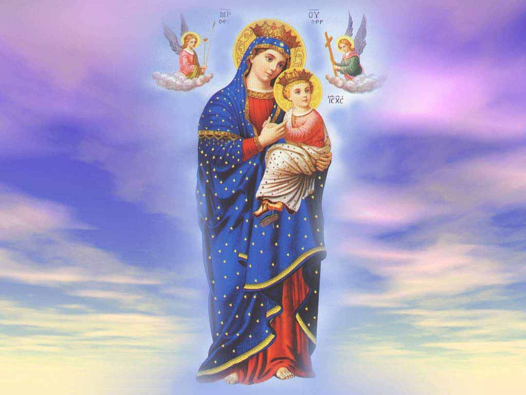 Mother Mary Wallpapers 11 Mother Mary Wallpaper Mother Mary Mother Mary Images