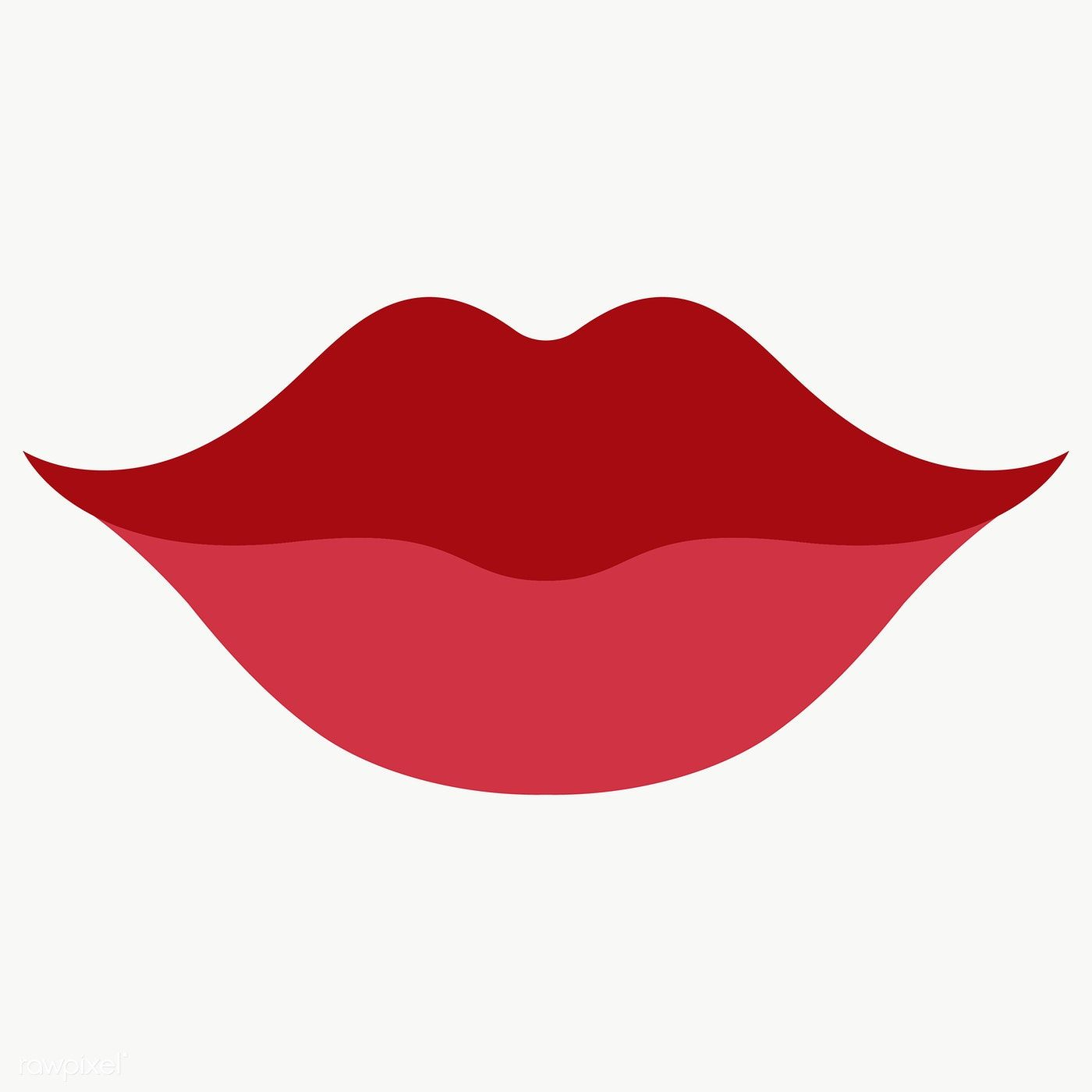Smiling Lips Props Design Element Transparent Png Free Image By Rawpixel Com Chayanit