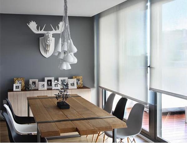 Tipos de cortinas homepersonalshopper salones - Tipos de cortinas para salon ...