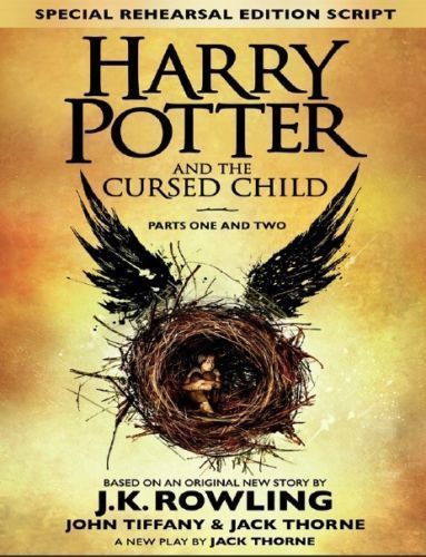 Harry potter and the cursed child parts 1 and 2 pdf ebay harry potter and the cursed child parts 1 and 2 pdf free shipping fandeluxe Gallery