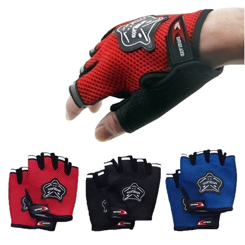 Sports Body Building Fitness Gym Gloves Crossfit Weight Lifting Gloves for Men Women Barbell Dumbbell Exercise Training Workout