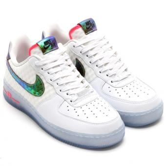 factory authentic 56c93 8a28a Tennis Air Force One Hombre Nike FR573974-10010 Blanco