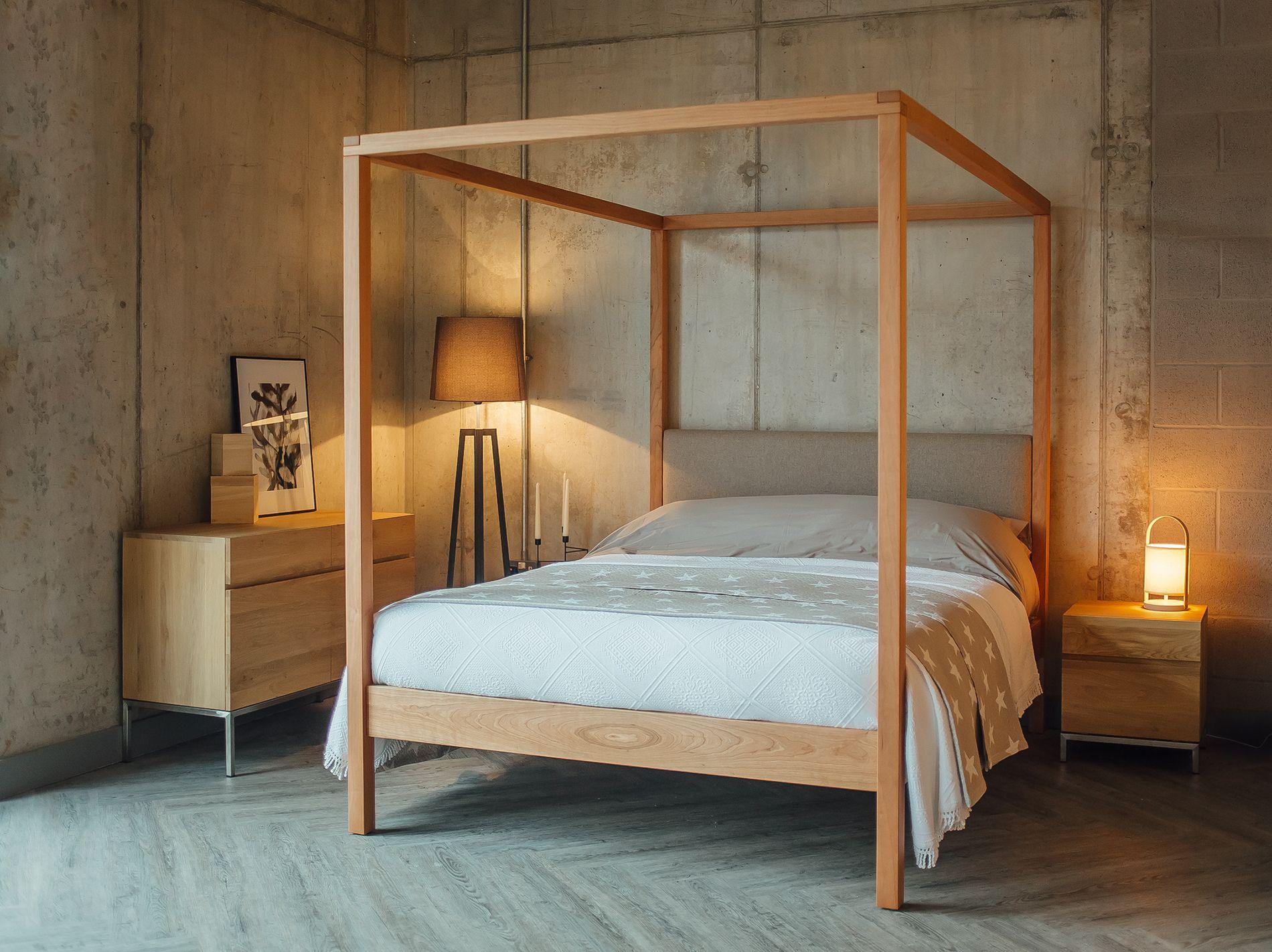 Best Highland Upholstered 4 Poster Bed Bed Design Four 400 x 300