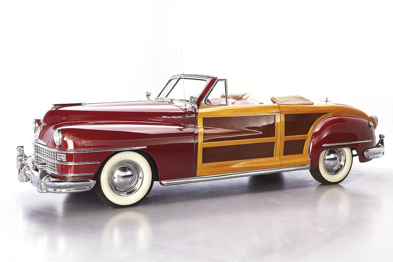 1946 Chrysler Town & Country Roadster | Chrysler: 1940 - 1946 ...