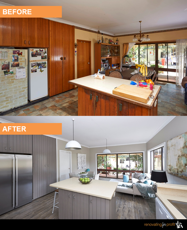 To see more exciting projects visit: www.renovatingforprofit.com.au