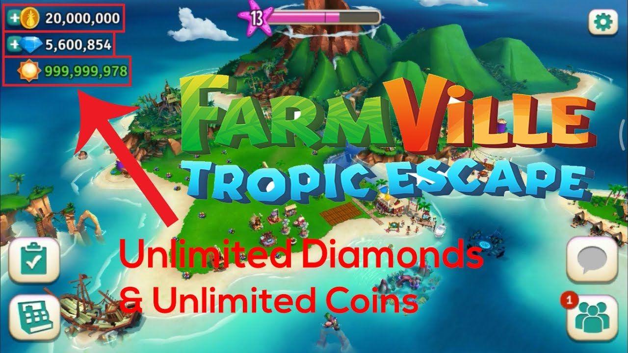 Farmville Tropic Escape 2020 Halloween Event Pin by Sophienorth on Tropical escape in 2020 | Tropic escape