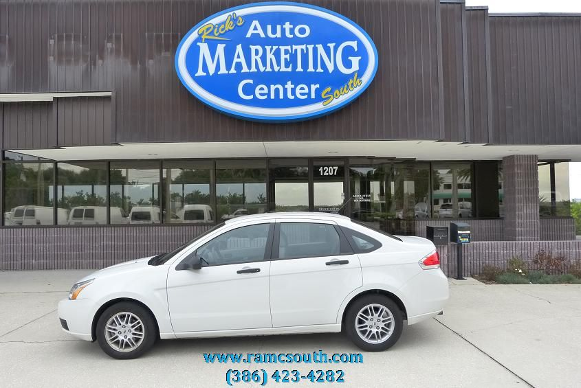 2010 Ford Focus. Local Trade. 22k Miles. Priced to sell