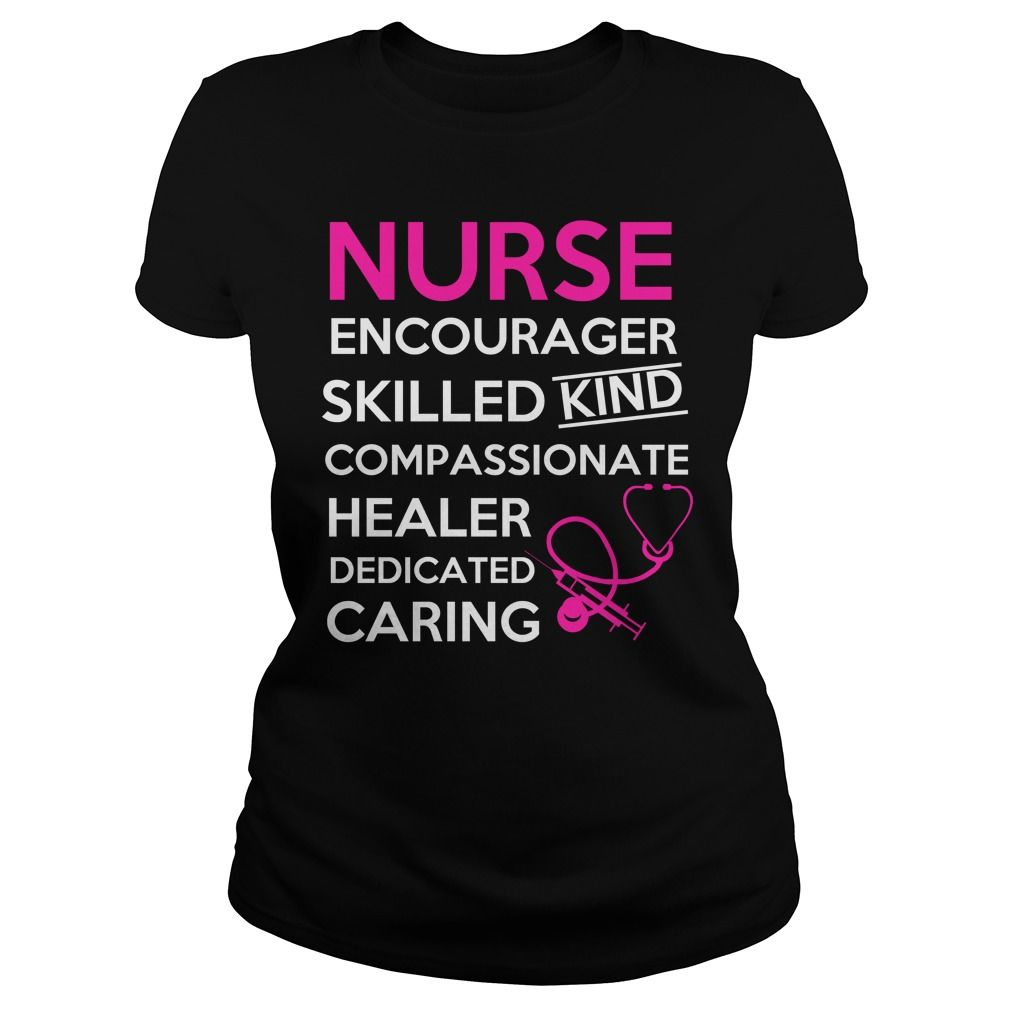 In Prink Cool Proud Nurse Tshirt Sweatshirt Design