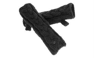 Strick aus 70% Polyacryl, 30% Wolle. Länge ca. 30 cm.
