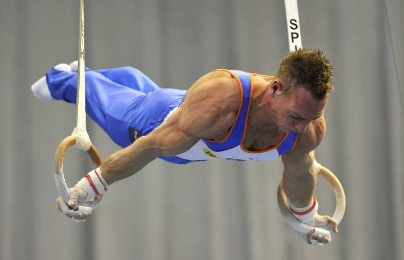Yuri van Gelder, Gymnastics Netherlands