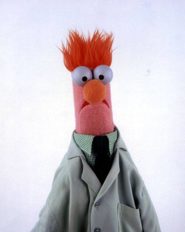 The muppets on misc stuff - Beaker muppets quotes ...