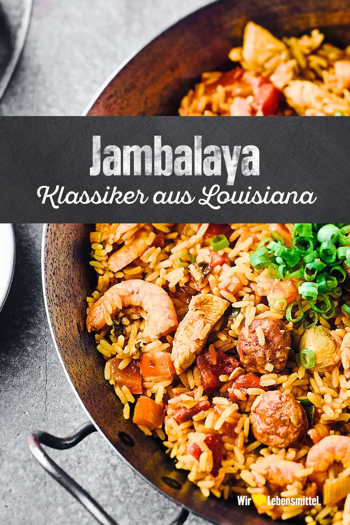 Photo of Jambalaya – The classic from Louisiana