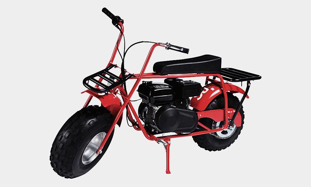 Supreme X Coleman Ct200u Mini Bike Mini Bike Bike Spring Summer Accessories