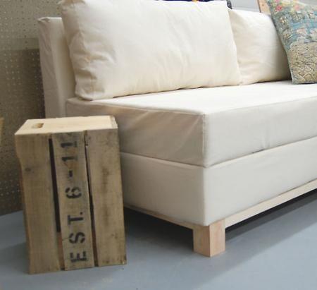 Storage Sofa Diy Storage Sofa Diy Storage Couch Diy Furniture Plans