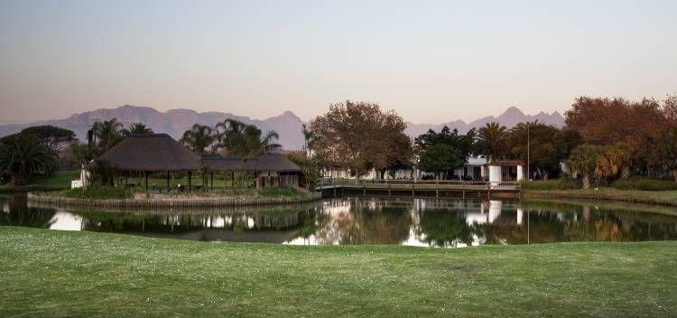 The beautiful Welmoed Estate